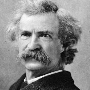 Mark Twain (pseudònim de Samuel Langhorne Clemens)