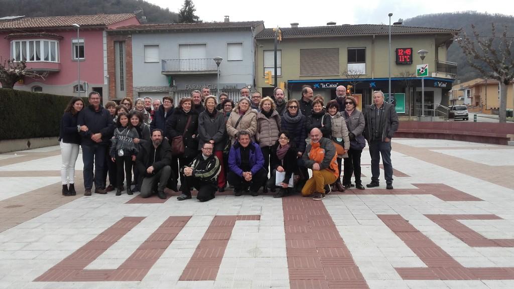 Sant Joan Les Fonts 14-2-16