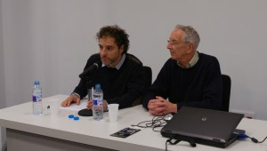 Francis Ghilès presentat per Joan Guix