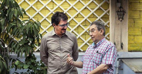 Toni i Sánchez Piñol